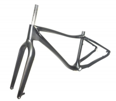 VB-FB-012 Carbon Fiber Fat Bike Frame Set – NEW for 2016