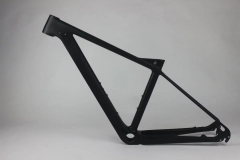 2016 new carbon fiber 27.5er frame 650B thru-axle and QR changable